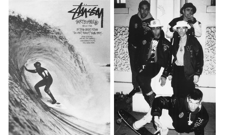 Shawn Stussy Surfer