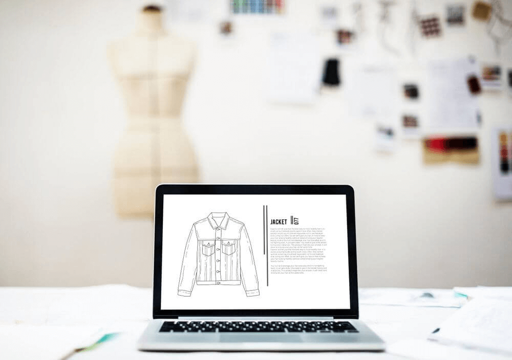 Dossier techniques et conception de vêtements