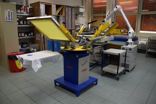 Écran-imprimante high-tech