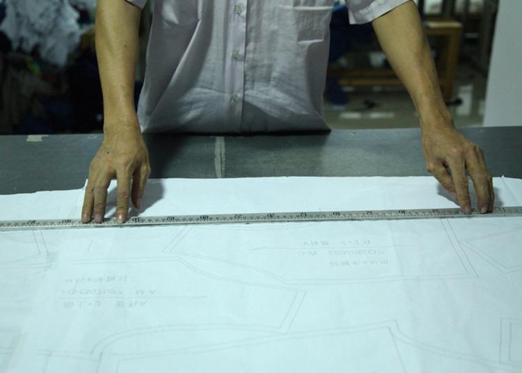 Fabrication de vêtements - Pre-production