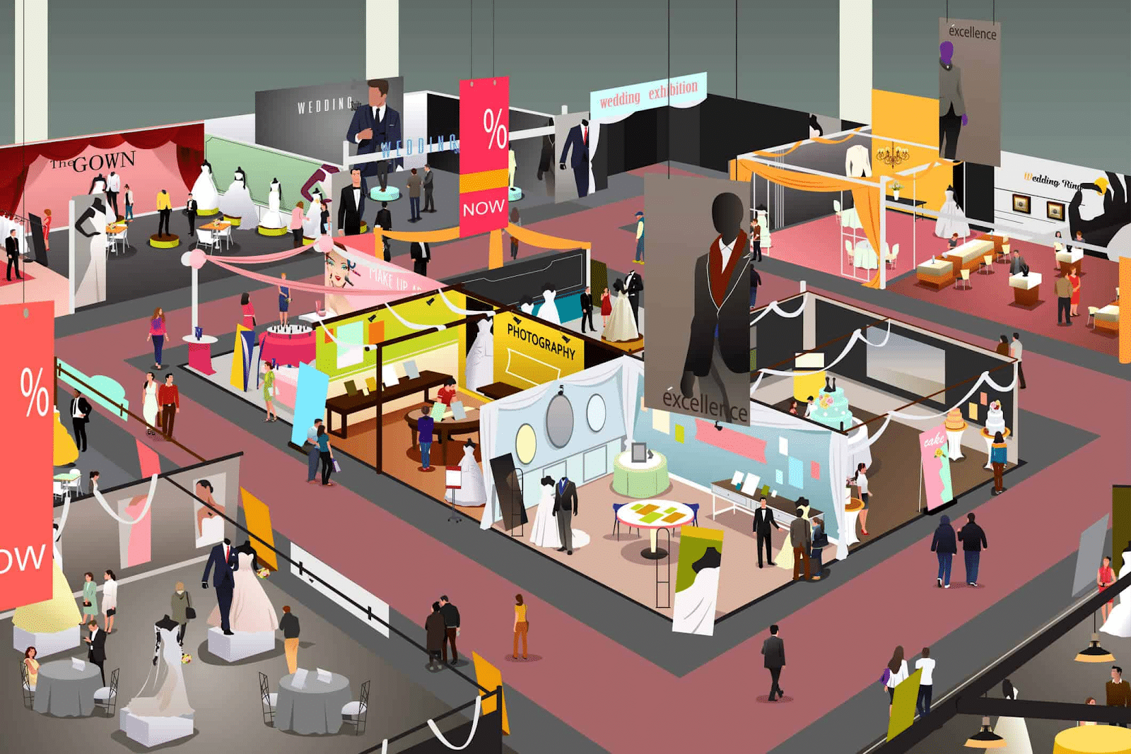 Foires expositions mode