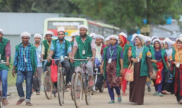 Travailleurs Gazipur 2