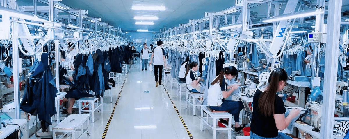 Usines textile