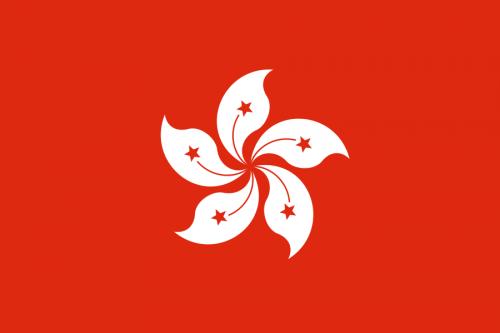 Drapeau HK